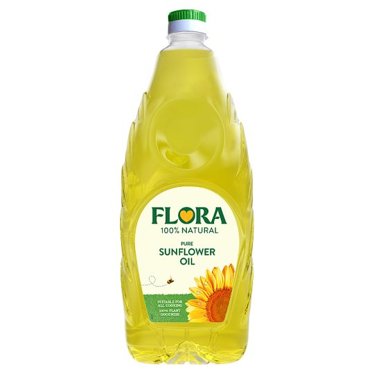 Flora Pure Sunflower Oil 2L