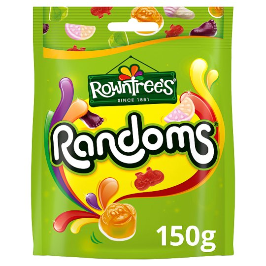 image 1 of Rowntrees Randoms Pouch 150G