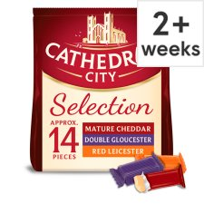 Cathedral City Mini Cheese Selection 168 G