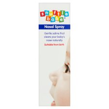 Snufflebabe Nasal Spray 15Ml