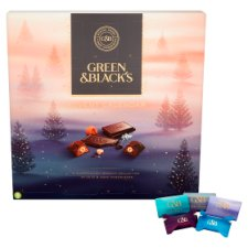 Green And Black's Chocolate Advent Calendar 238G
