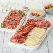 image 1 of Tesco Antipasto With Cheese 400G