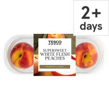 Tesco Super Sweet Peaches Minimum 3 Pack