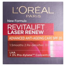 L'oreal Paris Revitalift Laser Renew Cream Spf20 50Ml