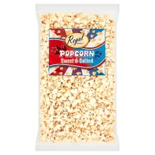 Regal Snacks Sweet And Salted Popcorn 225G