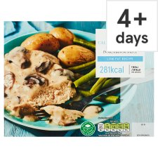 Tesco Chicken In Mushroom Sauce 370G