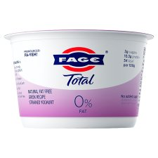 Total 0% Fat Greek Yogurt 500G