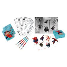 Spiderman Activity Pack