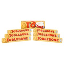 Toblerone Milk 6 X 100G