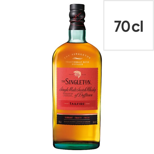 Singleton Tailfire Single Malt Whisky 70Cl
