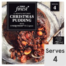 Tesco Finest Christmas Pudding 454G