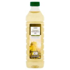 Tesco Organic Rapeseed Oil 500Ml