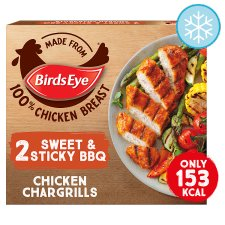 Birds Eye 2 Bbq Chicken 174G