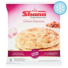 Shana Onion Paratha 5 Pack 400G