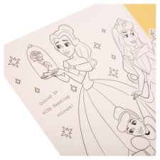 Hallmark Birthday Card Disney Princess
