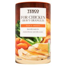 Tesco Gravy Granules For Chicken 500G