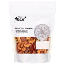 Tesco Finest Spiced Nut Mix 225G