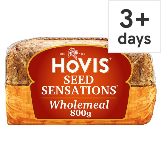 Hovis 7 Seeds Wholemeal Bread 800G