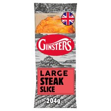 Ginsters Steak Slice 204G
