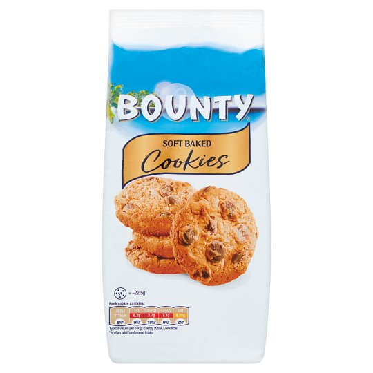 image 1 of Bounty Cookies 180G