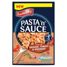 Batchelors Pasta & Sauce Sausage Tomato And Rosemary 110G