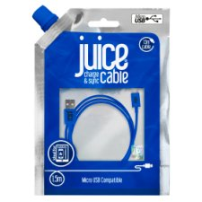 Juice Micro Usb Cable Navy 1.5M