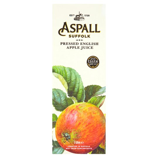 Aspall English Apple Juice 1L
