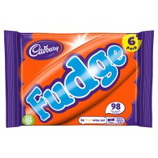 Cadbury Fudge 6 Pack 132G