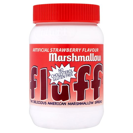 Durkee Marshmallow Fluff Strawberry 213G - Groceries - Tesco Groceries
