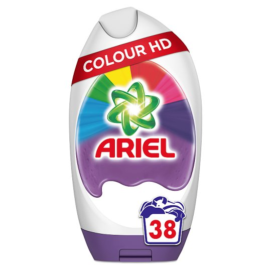 Ariel Colour Washing Gel 1.41L 38 Washes