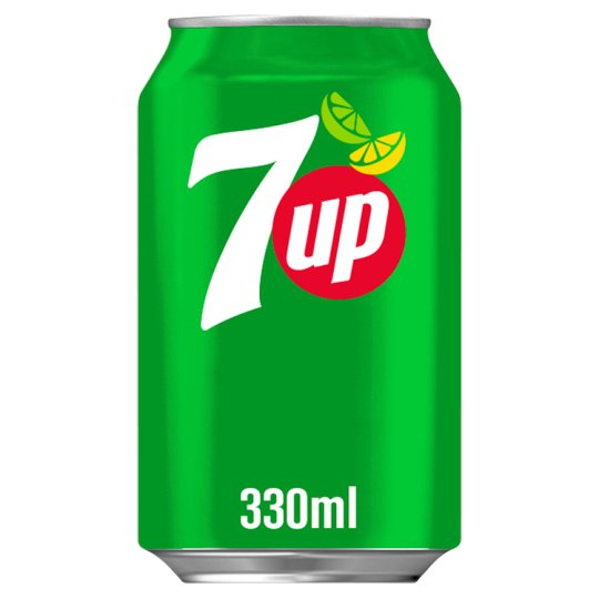 7 Up 330Ml Can