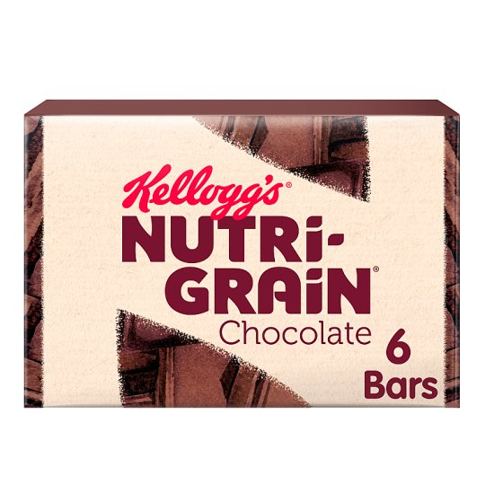 Kelloggs Breakfast Bakes Chocolate Chip 6X45g