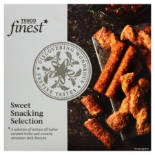 Tesco Finest Sweet Snacking Selection 200G
