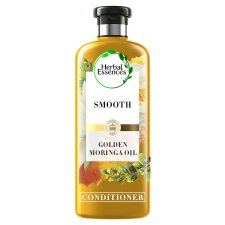 image 1 of Herbal Essences Bio Renew Golden Moringa Oil Smooth Conditioner 400Ml