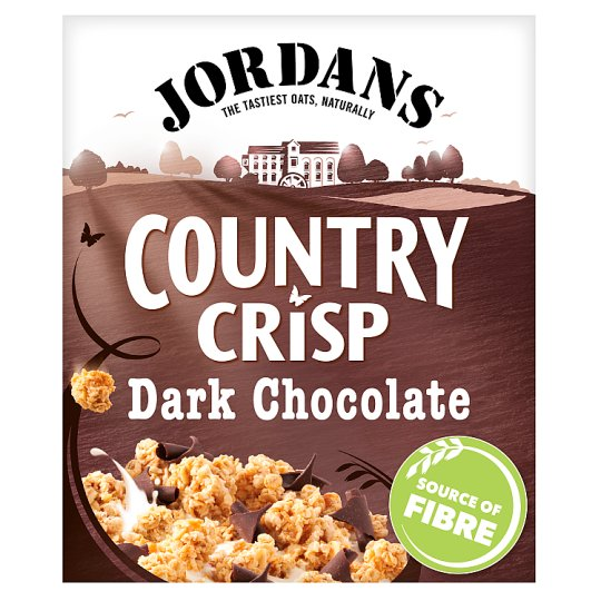 image 1 of Jordans Country Crisp Chocolate Cereal 500G