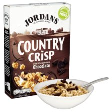 image 2 of Jordans Country Crisp Chocolate Cereal 500G