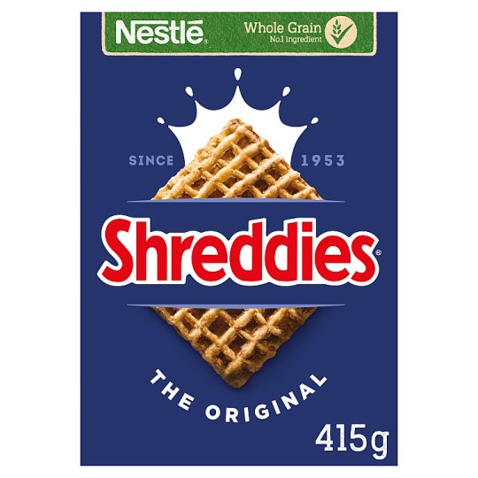 image 1 of Nestle Shreddies Original Cereal 415G