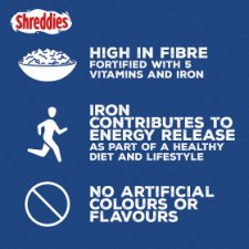 image 2 of Nestle Shreddies Original Cereal 415G