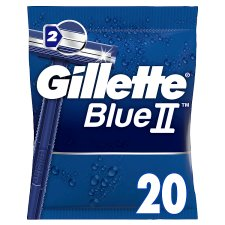 Gillette Blue 2 Disposable Razors 20 Pack