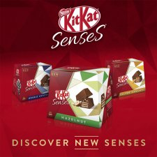image 2 of Kit Kat Senses Salted Caramel Box 20 Pieces 200G