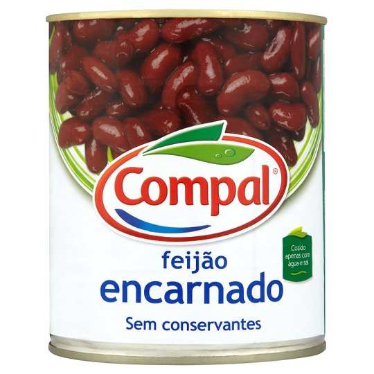 Compal Red Beans In Tin /Encarnado 845G