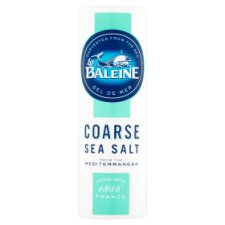 La Baleine Shaker Coarse Sea Salt 250G