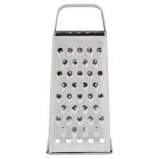 Tesco Stainless Steel Box Grater