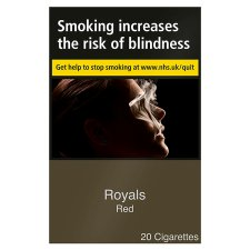 Royals Red King Size 20 Pack