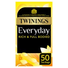 Twinings Everyday 50 Tea Bags 145G