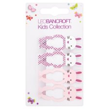 Leo Bancroft Kids Animal Clips 4Pack