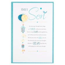 Hallmark Birthday Card Perfect Son