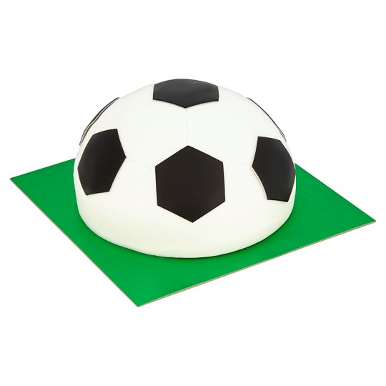 Tesco Football Cake