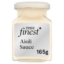 Tesco Finest Aioli 165G