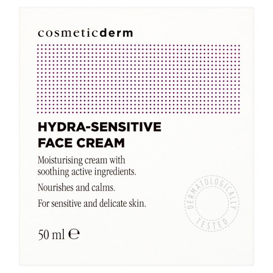 image 1 of Cosmetic Hydra-Sensitive Face Cream 50Ml